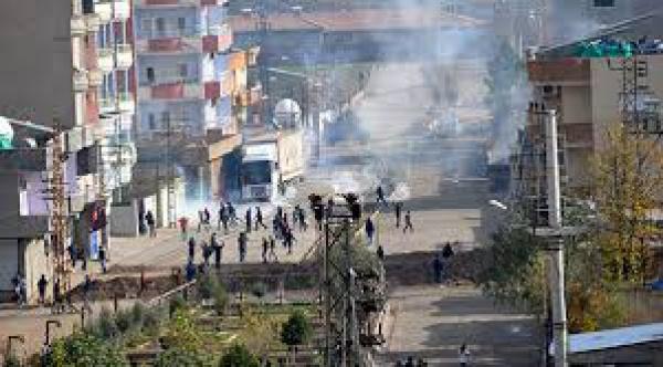 Թուրքական Քիլիս քաղաքը կրկին հրթիռակոծվել է