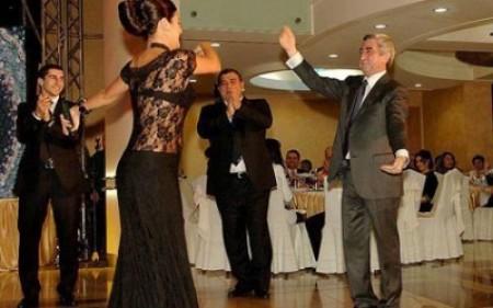 Մեր երեք նախագահների հետ էլ պարել եմ. Զարուհի Բաբայան. Armlur.am