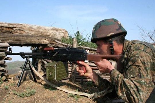 Ադրբեջանը խախտել է հրադադարը Հայաստանի պետական սահմանի ուղղությամբ