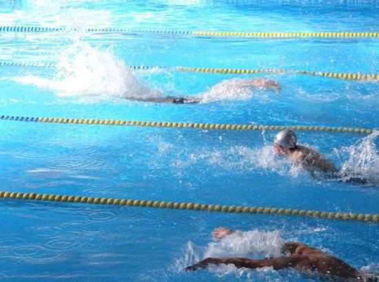 Լողի Հայաստանի առաջնությունը մեկնարկել է ապրիլի 28-ին և կավարտվի ապրիլի 30-ին