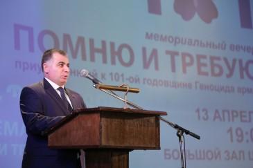 Դադարեցնել զենքի մատակարարումը Ադրբեջանին և ԼՂՀ-ն վերադարձնել բանակցությունների սեղանին. Յուրի Նավոյան
