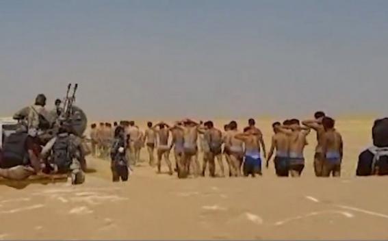 Իսլամականները Պալմիրայի փլատակների վրա մահապատժի են ենթարկել մարդկանց
