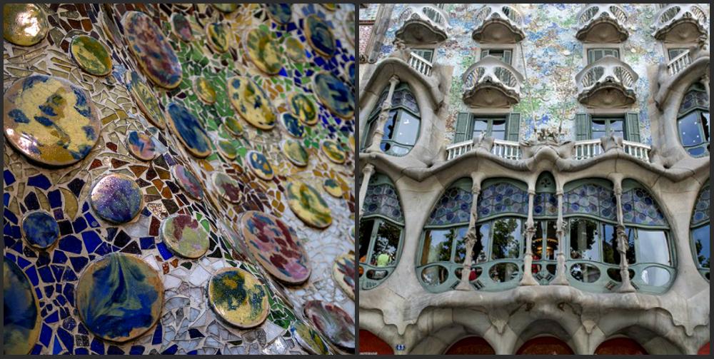 Գաուդիի գլուխգործոցը. Բալյոյի տունը՝ Բարսելոնայում (լուսանկարներ)