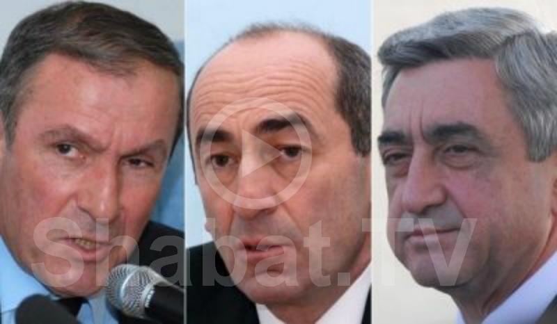 Քոչարյանը հայտնվեց Ստեփանակերտում, Տեր-Պետրոսյանը հրապարակ չեկավ, իսկ Սերժ Սարգսյանը էլ թունդ ուղերձ հղեց. Շարժումից 30 տարի անց