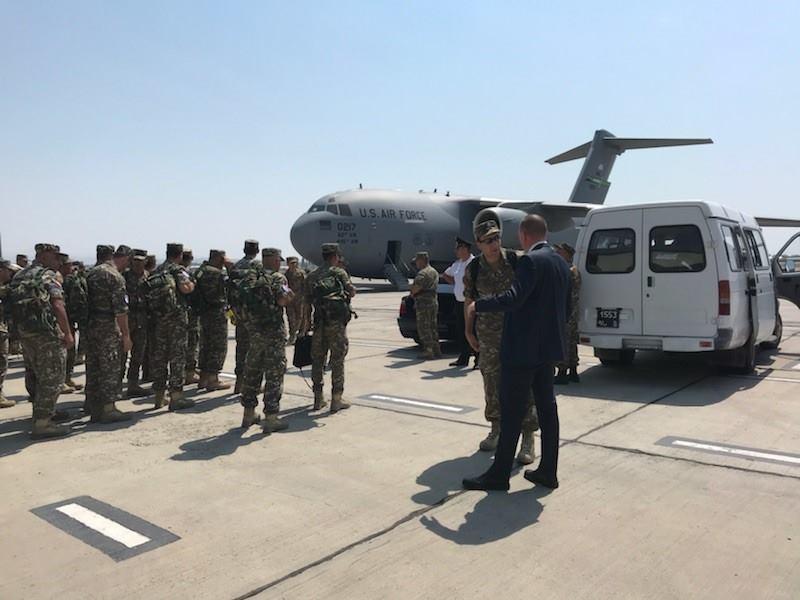 Աֆղանստանից վեցամսյա ծառայությունից հետո Հայաստան է վերադարձել 121 հայ զինծառայող