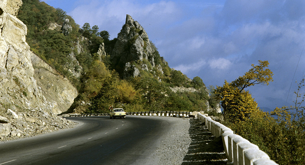 Վանաձոր-Ալավերդի-Վրաստան ավտոճանապարհը փակ է
