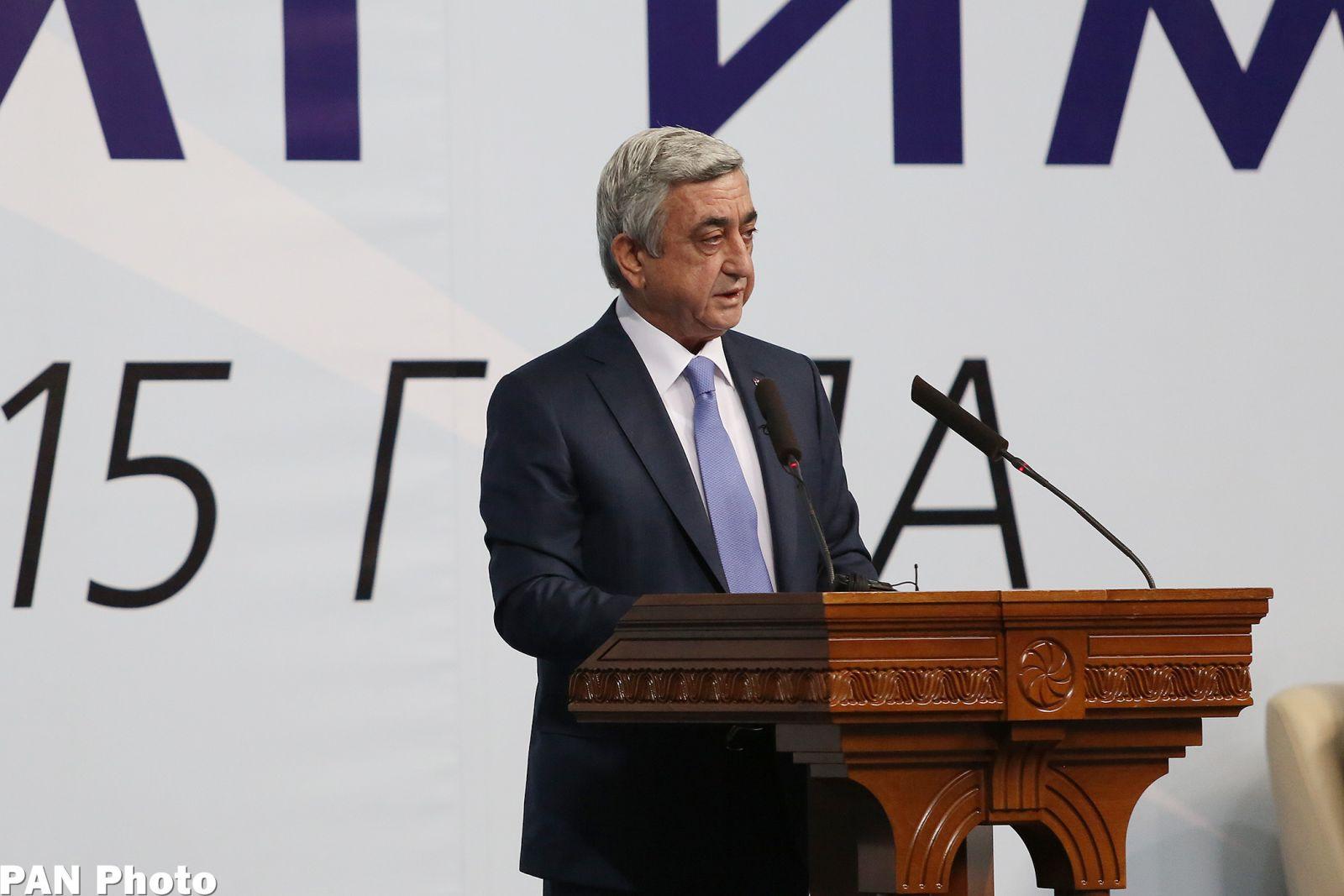 Երևանում մեկնարկել է ՄԳԻՄՕ-ի միջազգային ֆորումը. ՀՀ Նախագահը կարևորեց ՄԳԻՄՕ-ի դերը Հայաստանի համար (լուսանկարներ)