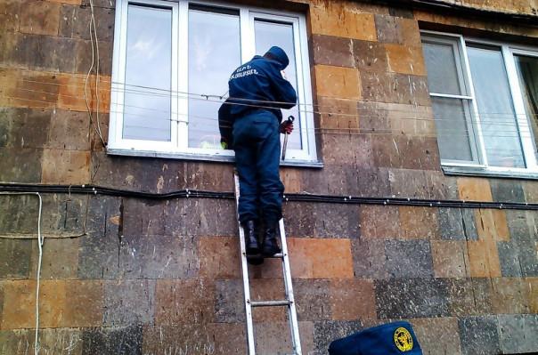 Երևանյան բնակարանում հայտնաբերվել է 45-ամյա բնակչի դին