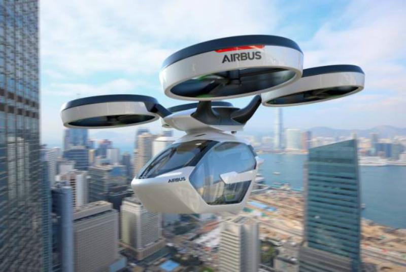 Airbus-ը պատրաստվում է թռչող տրանսպորտ գործարկել Փարիզում