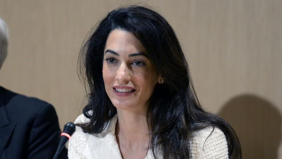 Ամալ Քլունին ՄԻԵԴ-ում կպաշտպանի ադրբեջանցի լրագրող Խադիջա Իսմայիլովայի շահերը