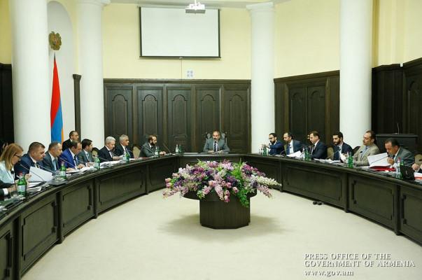 Վարչապետ Նիկոլ Փաշինյանի գլխավորությամբ տեղի է ունեցել ՀՀ կառավարության պայմանական արտահերթ նիստ