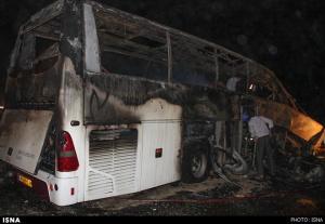 Իրանում տեղի ունեցած խոշոր ավտովթարը 20 մարդու կյանք է խլել