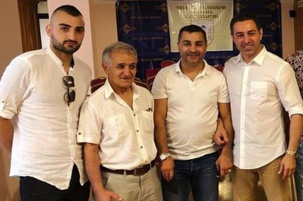 Վիկ Դարչինյանը ներկա է գտնվել Հայաստանի բռնցքամարտի ֆեդերացիայի համաժողովին