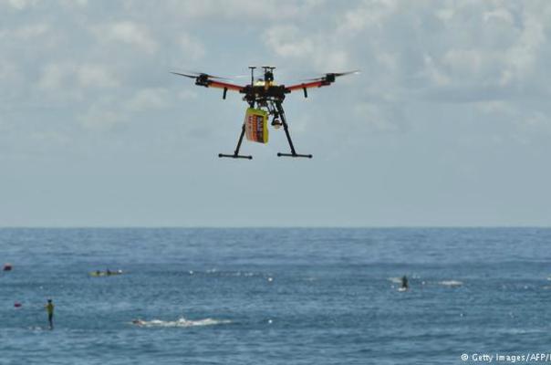 Փրկարար անօդաչու. նորարար սարքը կարող է փրկել ծովում խեղդվողներին (տեսանյութ)