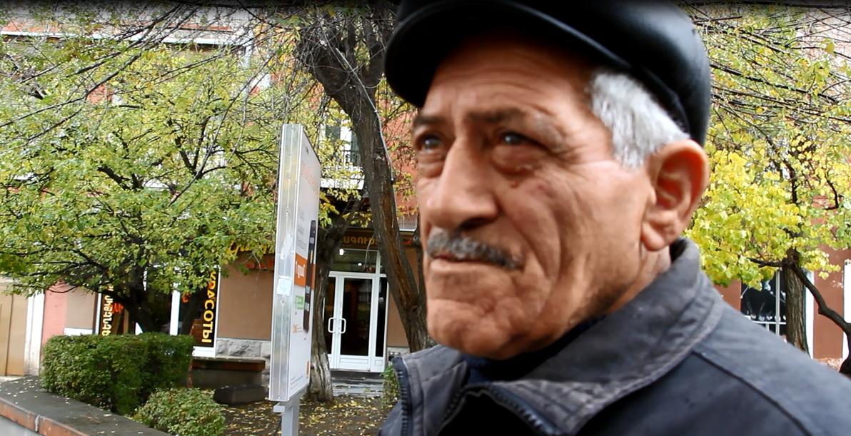 Իսկապես` նրանց «не до этого». Գյումրեցիների մի մասը չի մասնակցելու սահմանադրական բարեփոխումների հանրաքվեին (տեսանյութ)