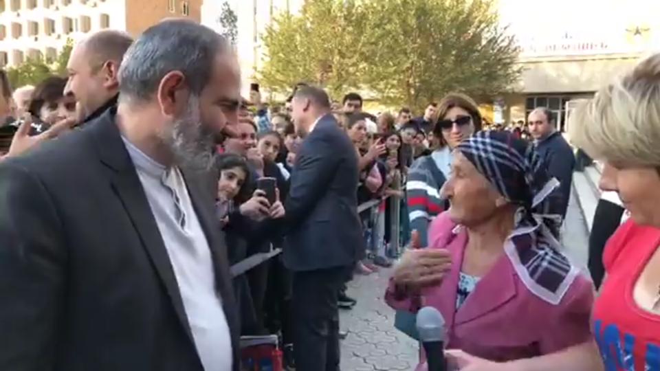 Ու՞մ է վարչապետը Հայաստանի դաշնակից համարում