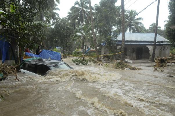 Հնդկաստանում ջրհեղեղի հետևանքով 37 մարդ է զոհվել (լուսանկարներ)