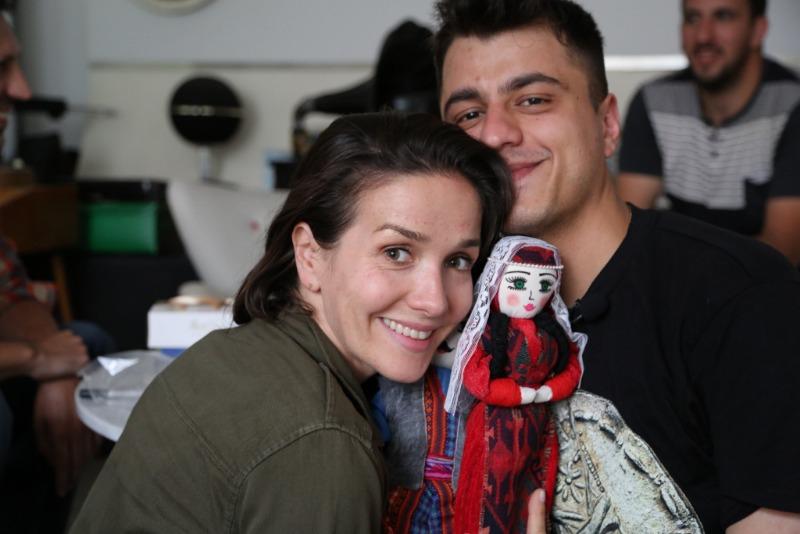 Ինչպես հայ երիտասարդը Նատալիա Օրեյրոյին հայերեն սովորեցրեց և պատմեց Հայաստանի մասին (լուսանկարներ, տեսանյութ)