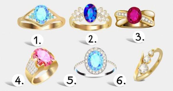 Ընտրեք զարդը եւ իմացեք, թե ինչպիսի կին եք