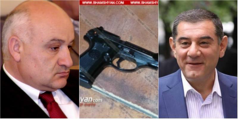 Կարամելի Հարութը Յուվեցի Կարոյին սպանել է 2001-ին վարչապետից նվեր ստացած զենքով