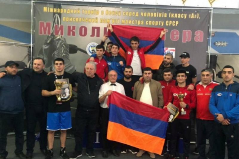 Թիմային պայքարում Հայաստանի պատվիրակներն արժանացել են 2-րդ մրցանակին
