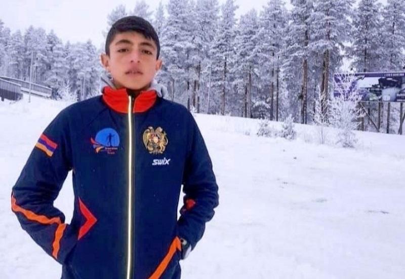 Պատանի հայ դահուկորդը օլիմպիական խաղերում զբաղեցրել է 78-րդ տեղը