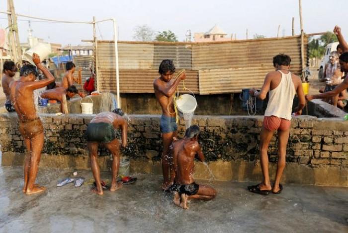 Հնդկաստանում 2 շաբաթվա ընթացքում շոգից մահացել է 220-ից ավելի մարդ