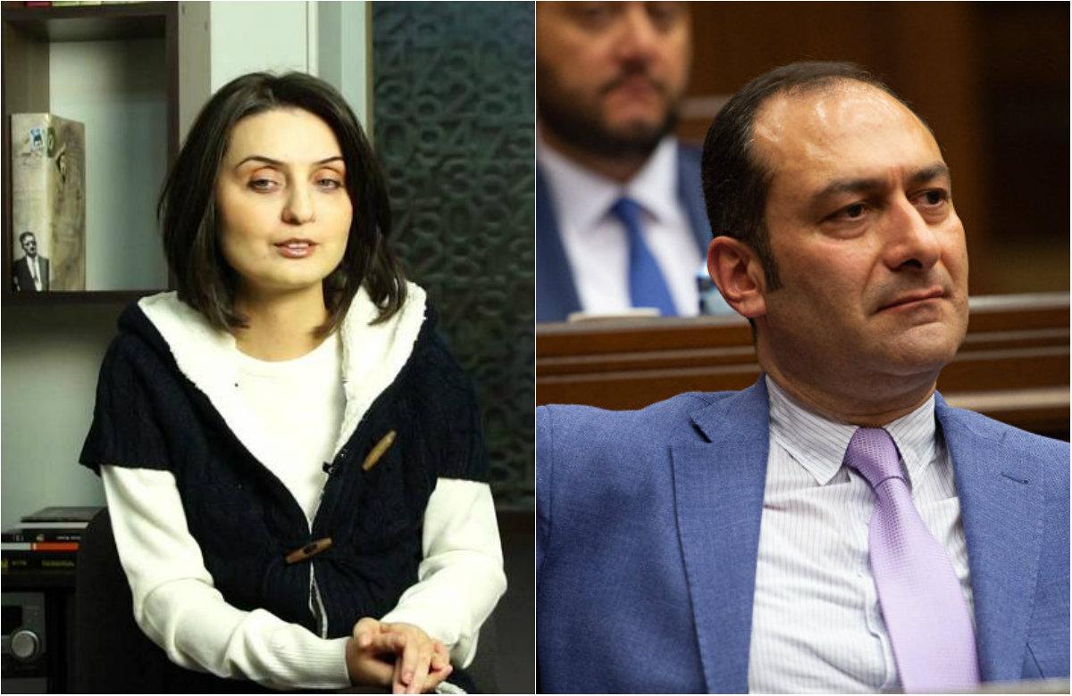 Արմեն Սարգսյանը նախարարներ է նշանակել