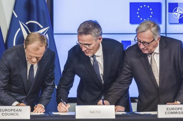 ՆԱՏՕ-ն և Եվրամիությունը մտադիր են ընդլայնել համատեղ գործունեությունը