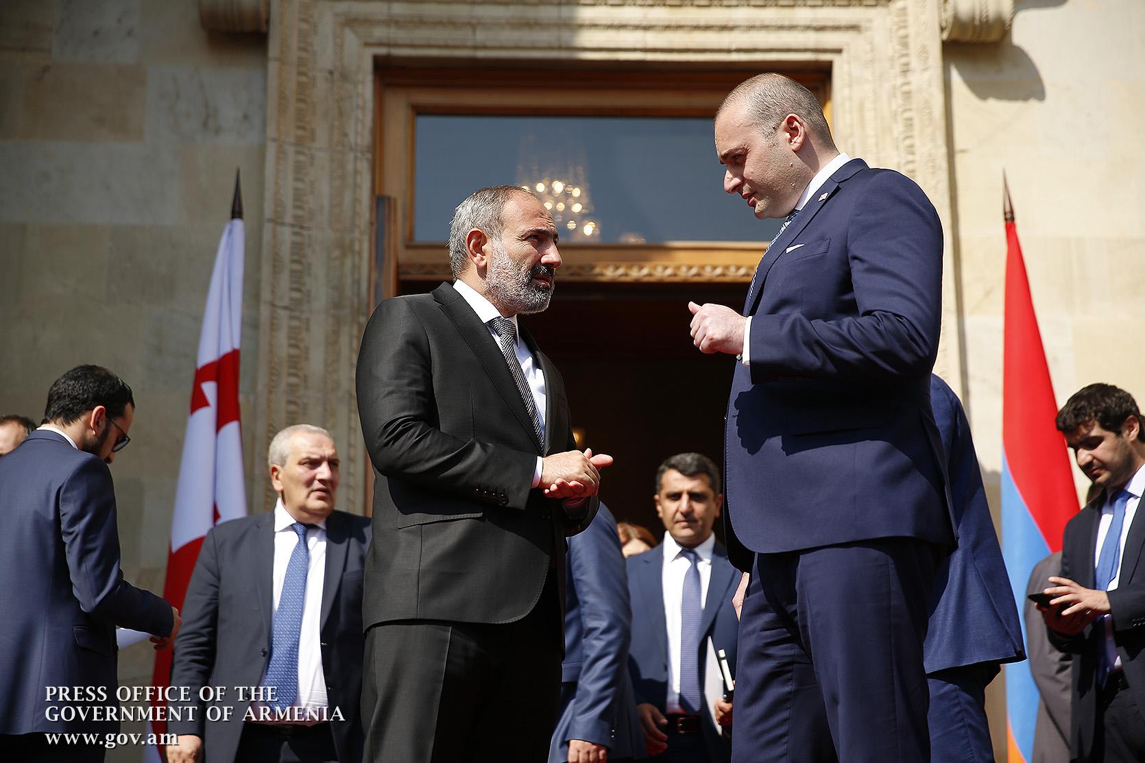 1 մլրդ դոլար. Հայաստանն ու Վրաստանը պայմանավորվել են կտրուկ ընդլայնել առևտրաշրջանառությունը