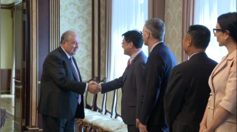 Հայաստանը և Ասիական զարգացման բանկը լավ գործընկերներ են. Արմեն Սարգսյան