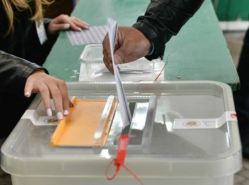 24 համայնքում կայացած ՏԻՄ ընտրություններին մասնակցել է ընտրողների 58,47 %-ը