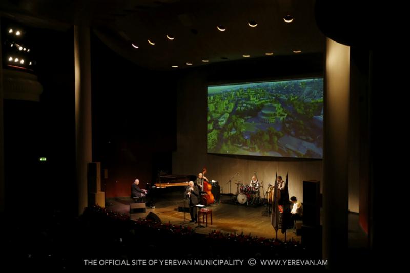 Дыхание ереванского джаза в Москве: в рамках программы «Дни Еревана в Москве» состоялся гала-концерт