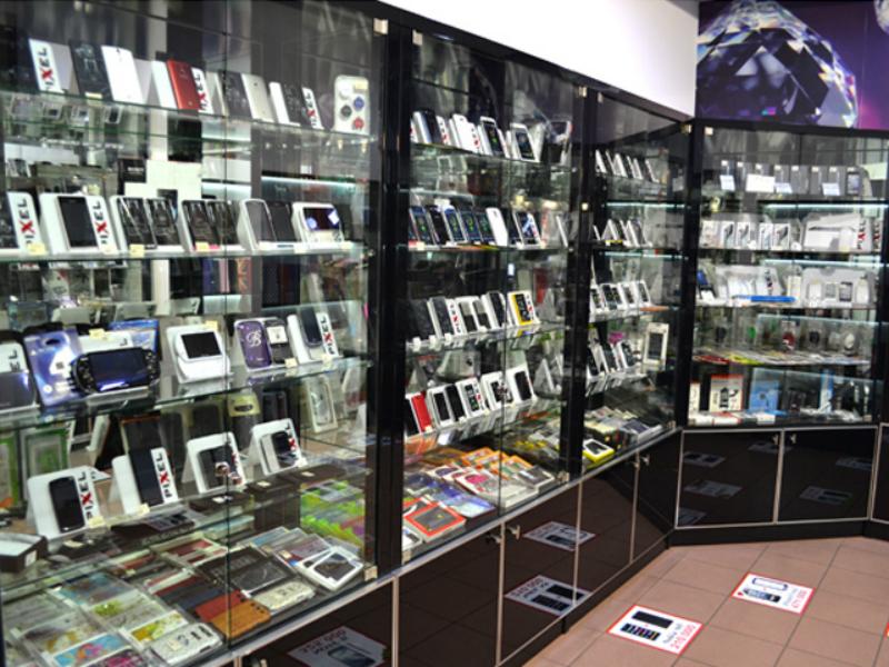 Թբիլիսիում 30 վայրկյանում 30 հեռախոս են գողացել խանութից