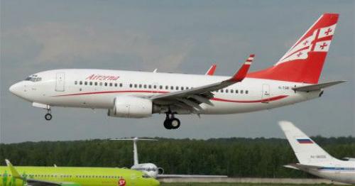 Georgian Airways-ը շարունակում է թռիչքներ իրականացնել դեպի Ռուսաստան