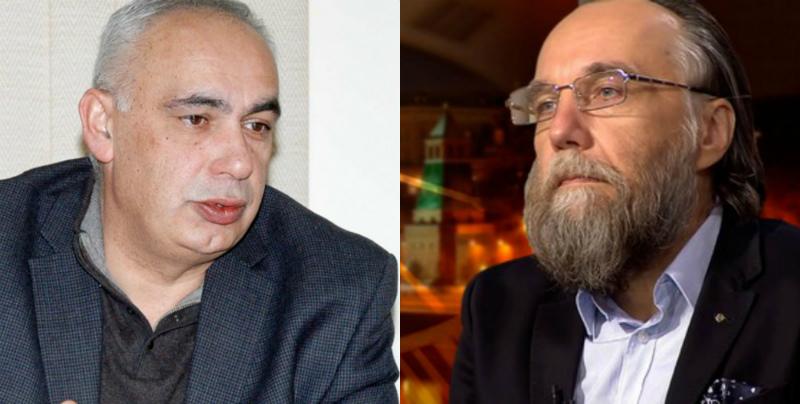 «Դուգինը քաղաքական պոռնիկ է»․ Արթուր Աղաբեկյանը հիշում է Ստեփանակերտում Դուգինի հետ հանդիպման մանրամասները