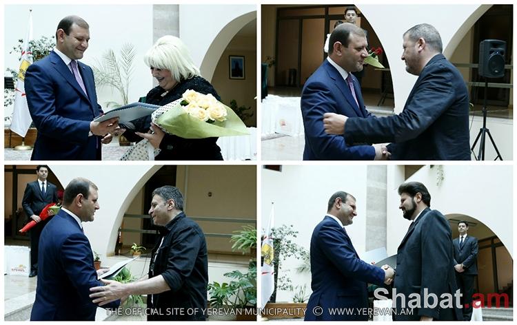 Նոր բնակարանների բանալիներ «Էրեբունի-Երևան 2797»-ին ընդառաջ (տեսանյութ)