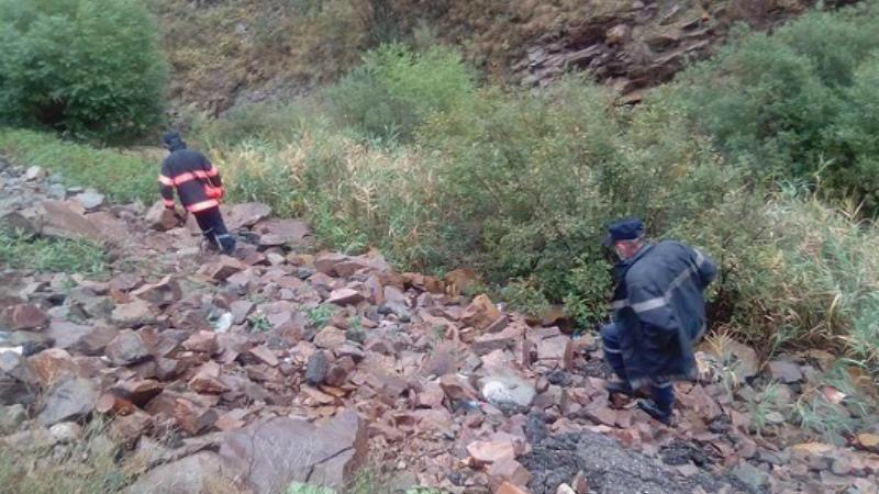 Փրկարարները վերսկսել են օգոստոսի 22-ին կորած քաղաքացու որոնողական աշխատանքները