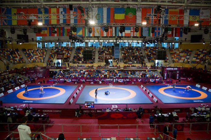 ԵԱ. Հայ մարզիկը հաղթել է ադրբեջանցուն