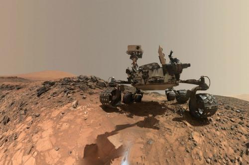 ՆԱՍԱ-ն Մարսի վրա կյանքի գոյության հավանական նախանշաններ է հայտնաբերել