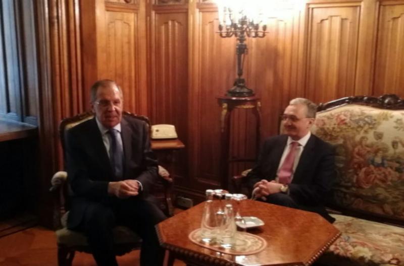 Մոսկվայում մեկնարկել է Հայաստանի և Ռուսաստանի արտգործնախարարների հանդիպումը