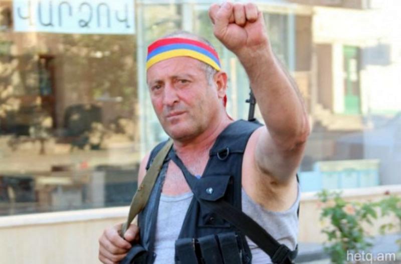 ՊՊԾ գնդի գործով ամբաստանյալ  Տիգրան Սարգսյանն ազատ արձակվեց