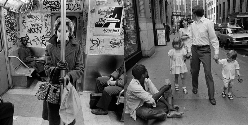 «Քաղաքի աչքերը». Ռիչարդ Սանդլերի` Նյու Յորքի և նրա բնակիչների կյանքը պատկերող ուշագրավ լուսանկարները