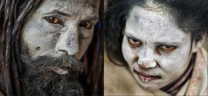 Այսպիսինն են Վարանասիի մարդակեր վանականները (լուսանկարներ)
