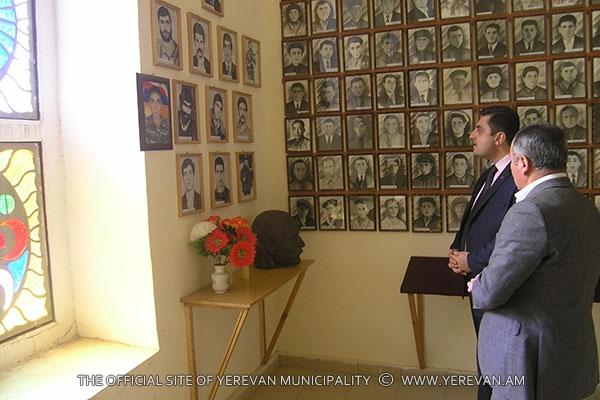 Շենգավիթի պատվիրակությունը մասնակցել է Բռնակոթ գյուղի օրվան նվիրված միջոցառումներին (լուսանկարներ)