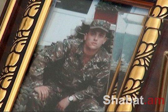 Ինքնասպանություն են դրել, որ բանակին չեպե չլինի. Զինծառայող որդու մահվան մասին հայրն իմացել է հեռուստաընկերության վազող տողից