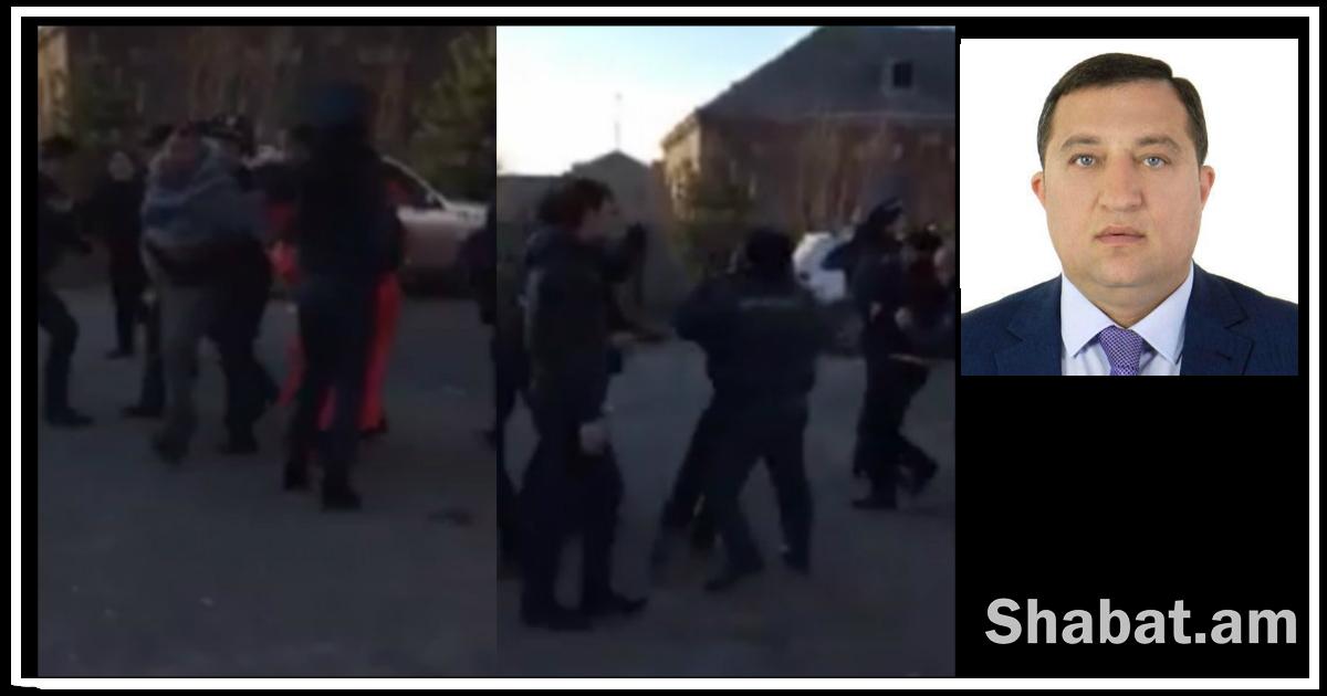 Արշալույս գյուղում բողոքի ակցիաները նոր թափ են ստանում. տեսանյութ
