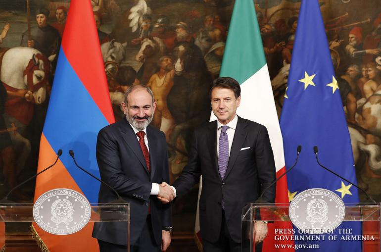 Ցանկանում ենք, որ Իտալիան առավել ներգրավված լինի մեր կրթական համակարգում