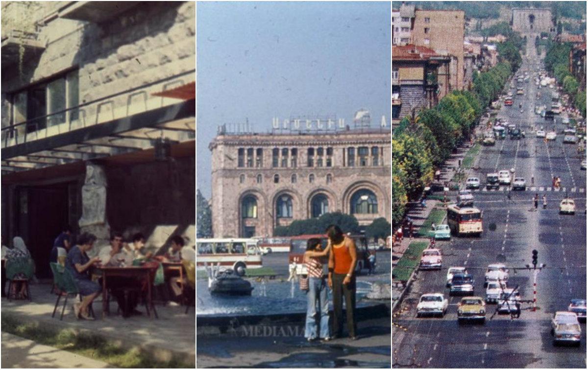 Հիշո՞ւմ եք Երևանն այսպիսին. Սովետական Երևան (ֆոտոշարք)