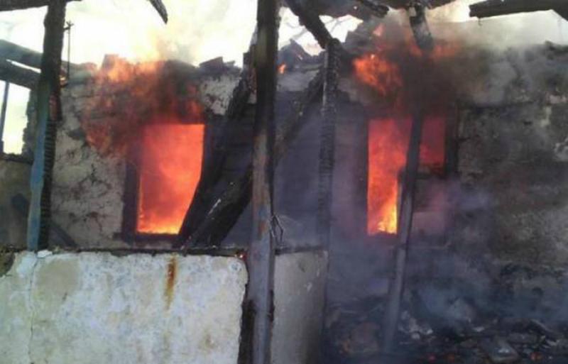 Սևանի թերակղզու հարակից տարածքում մասնակի այրվել է վագոն-տնակ